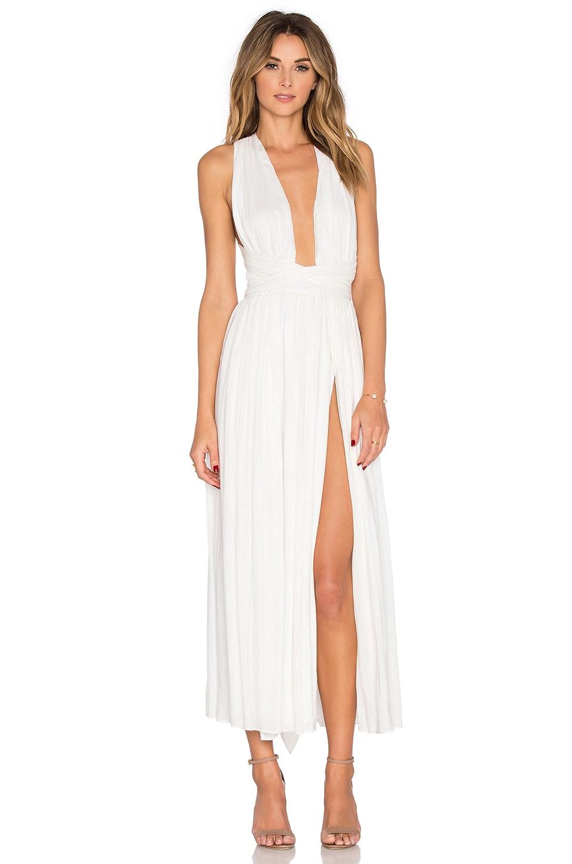 Wrap Top Dress