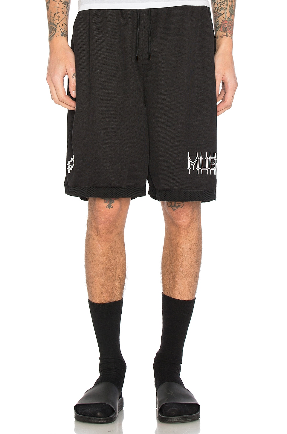 Orlando Shorts by Marcelo Burlon