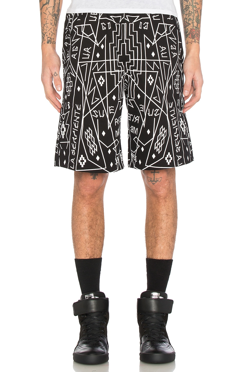Salomon Shorts by Marcelo Burlon