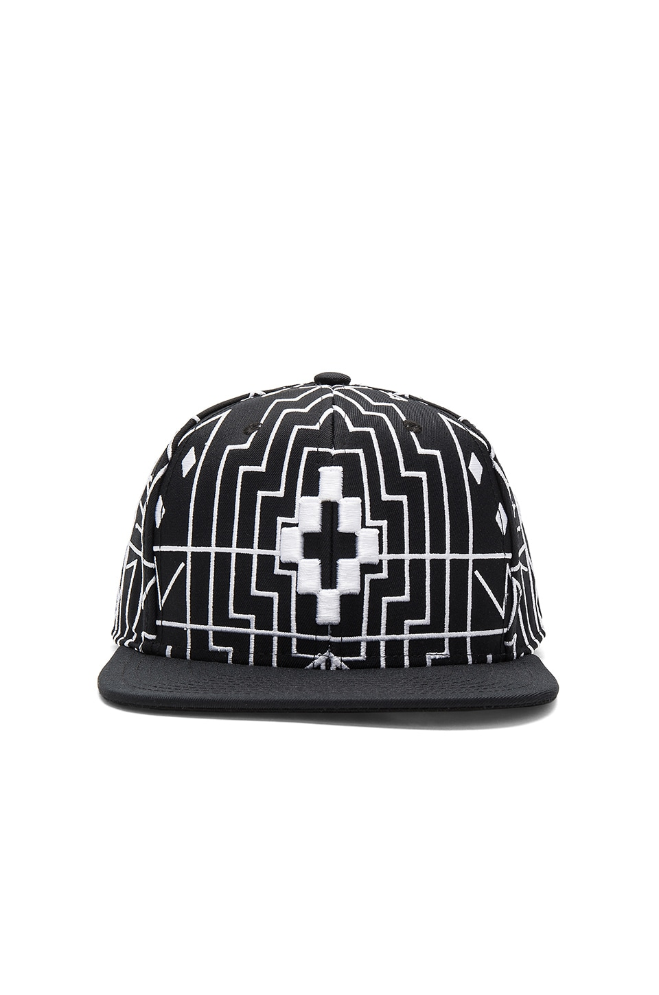 Photo of Starter Salomon Cap by Marcelo Burlon men clothes