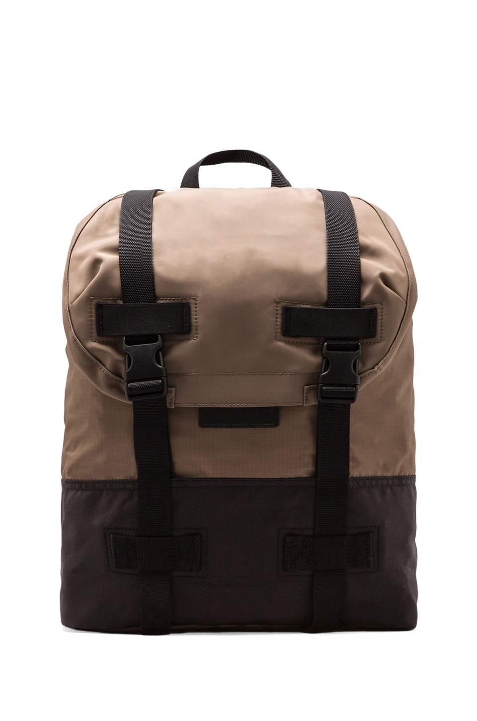 Marc by Marc Jacobs Sam's Backpack in Waxed Khaki