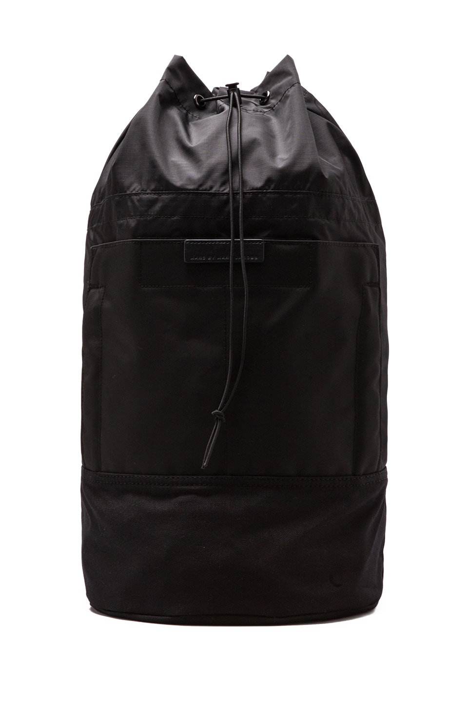 Marc by Marc Jacobs Drawstring Duffle in Black