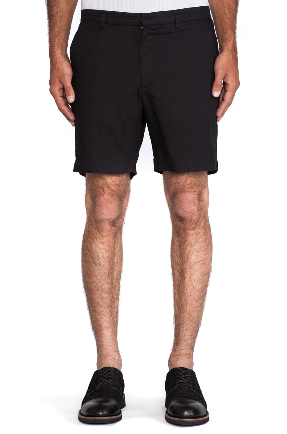 Marc by Marc Jacobs Orlando Cotton Short in Black