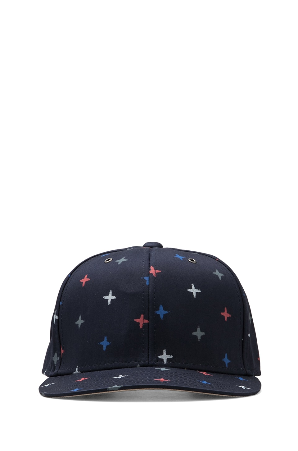 Marc by Marc Jacobs Morris Star Hat in Mood Indigo