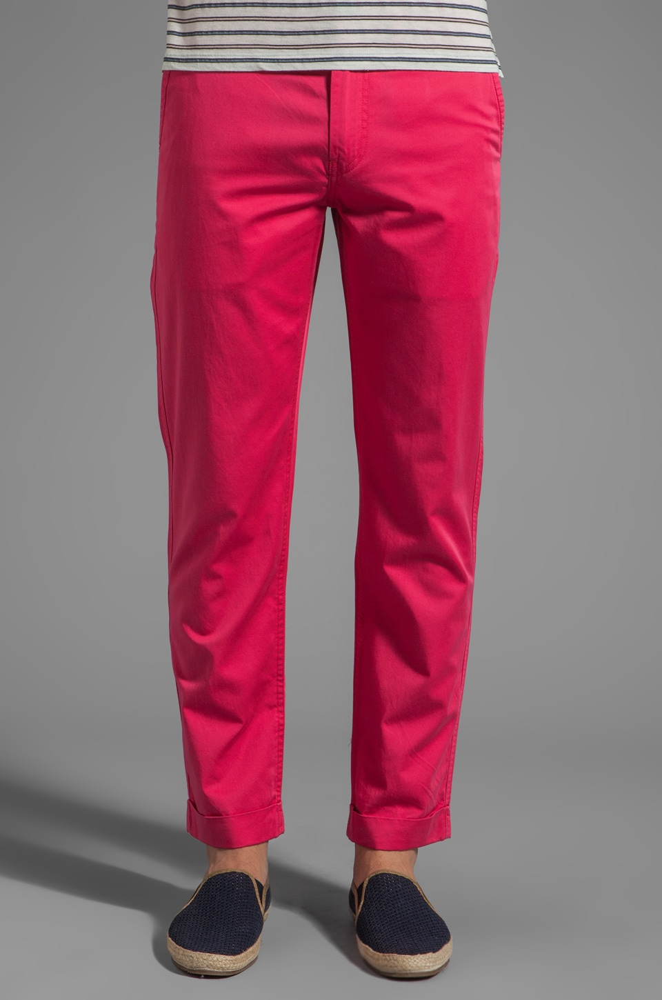 Marc by Marc Jacobs Beach Cotton Pant in Azalea Pink