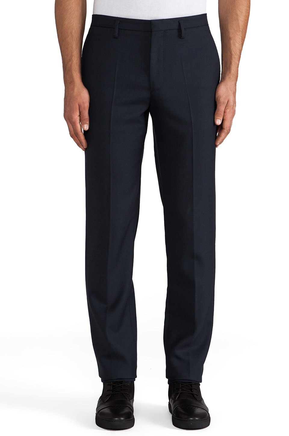 Marc by Marc Jacobs Travis Suiting Trouser in Normandy Blue