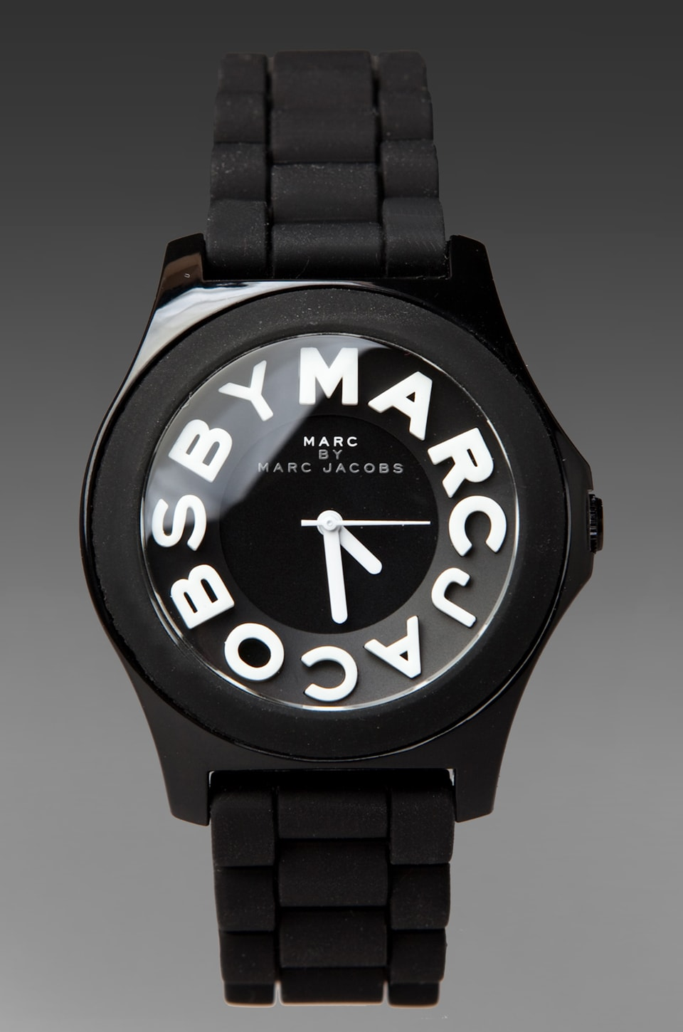 Marc by Marc Jacobs Sloane Watch in Black