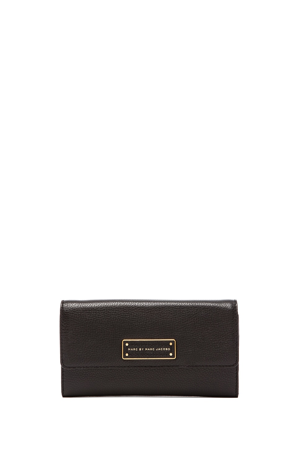 Marc by Marc Jacobs Too Hot to Handle New Long Trifold in Black