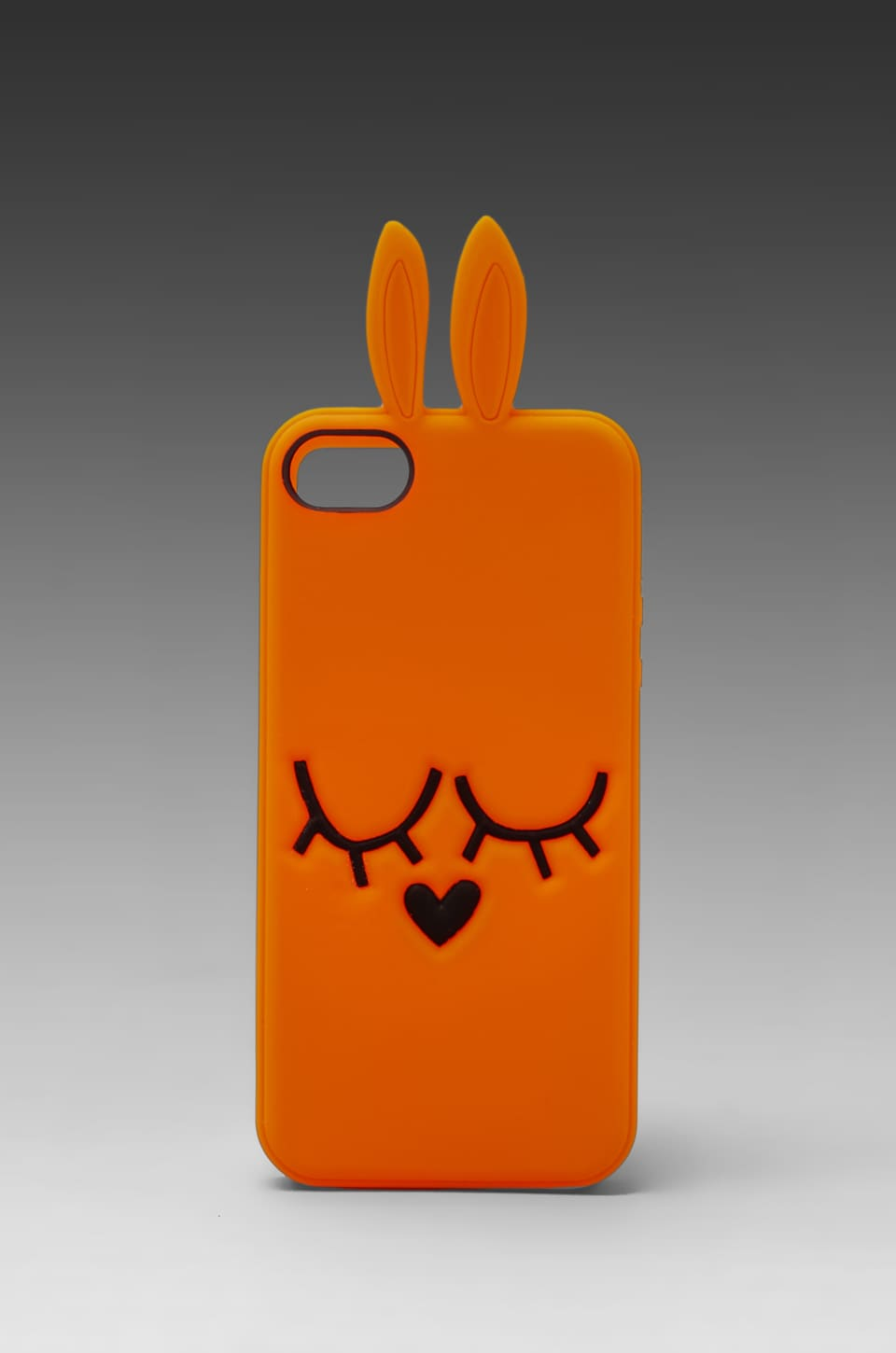 Marc by Marc Jacobs Katie Bunny Animal Phone Case in Flourange