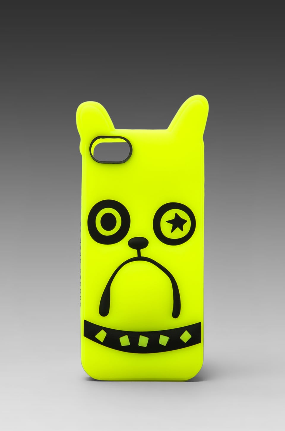 Marc by Marc Jacobs Pickles Animal Phone Case in Floura Yellow