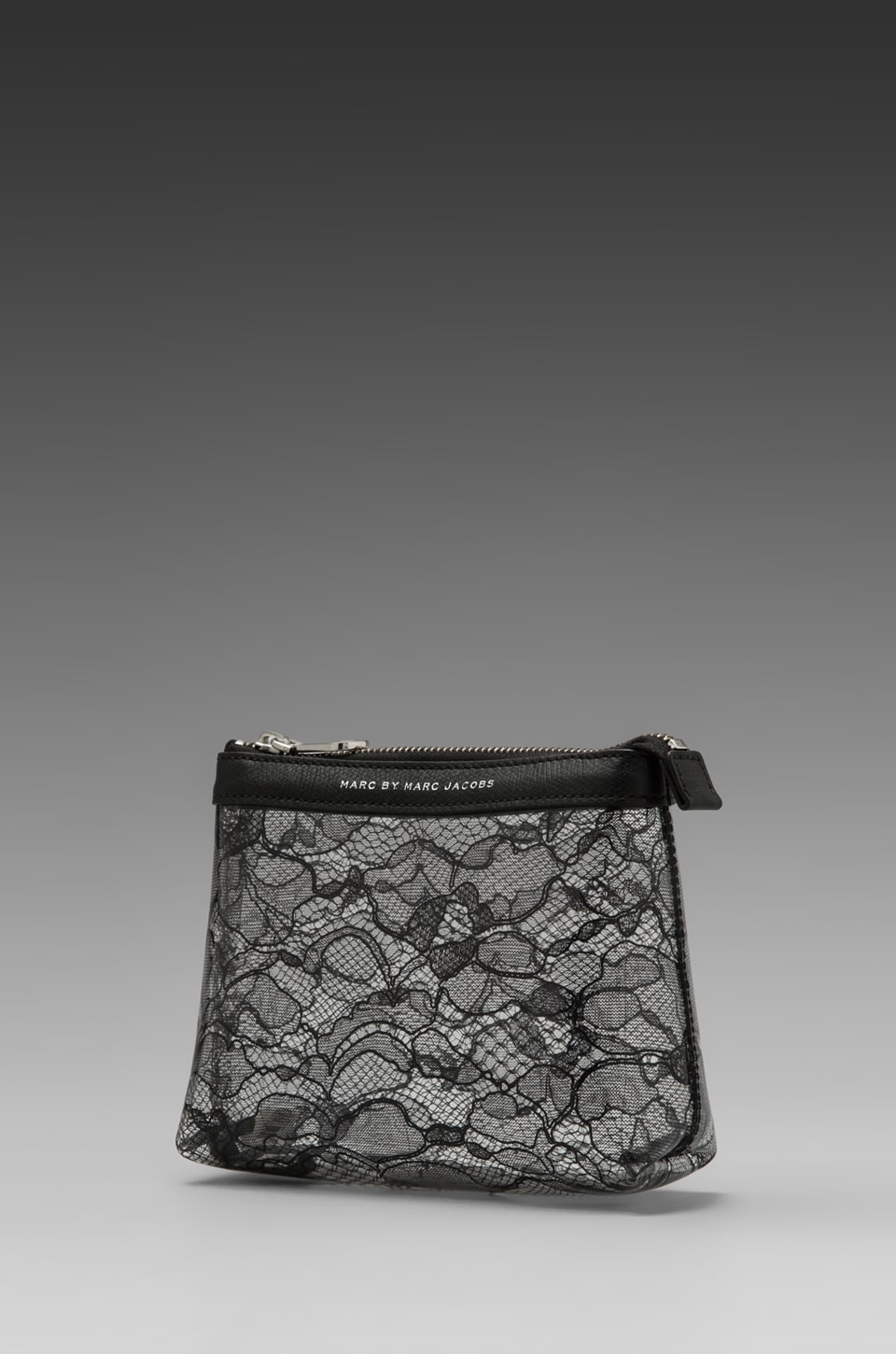 Marc by Marc Jacobs Lace Landscape Cosmetic Bag in Black