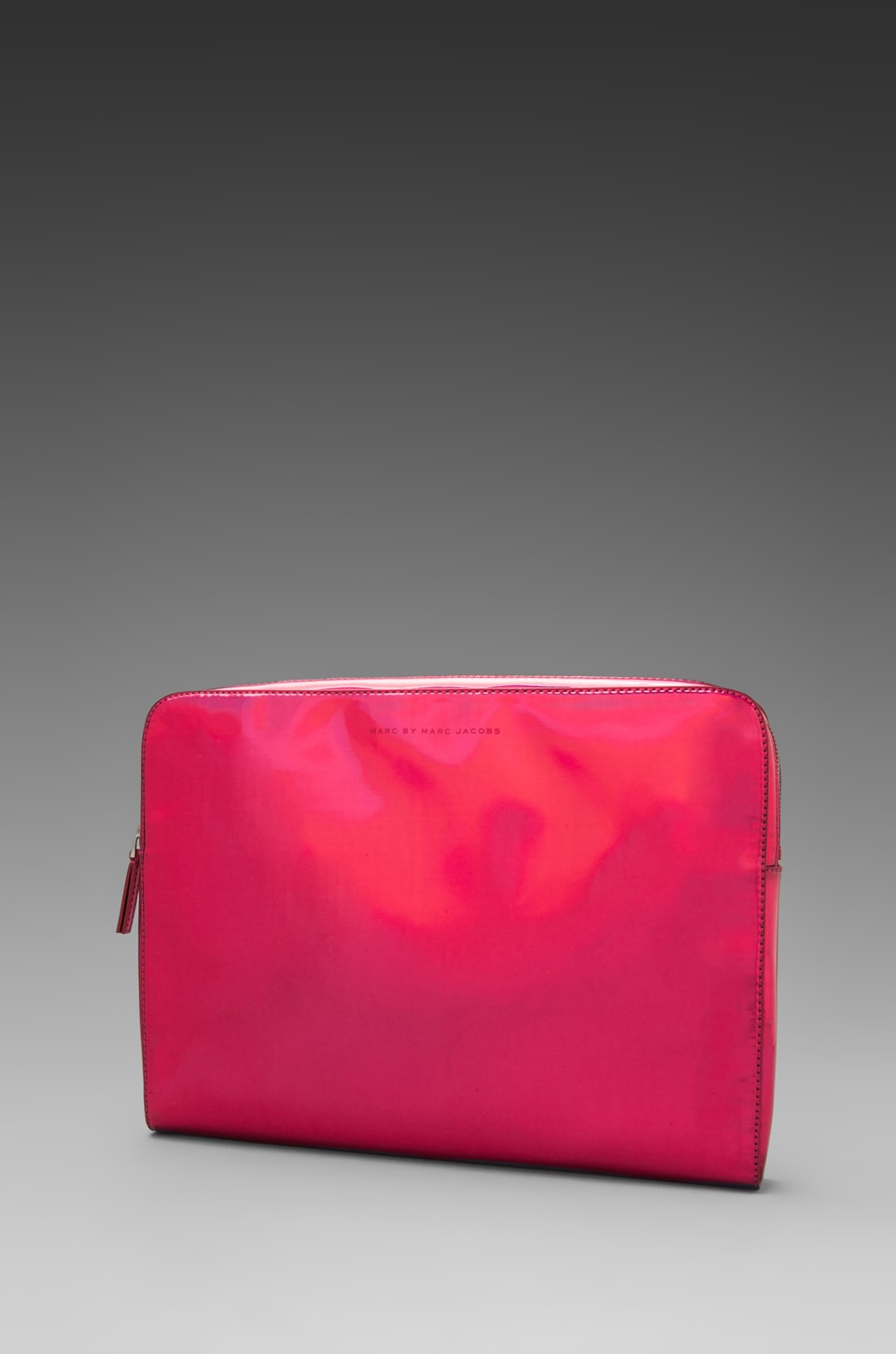 Marc by Marc Jacobs Techno 13' Computer Case in Rose Holographic
