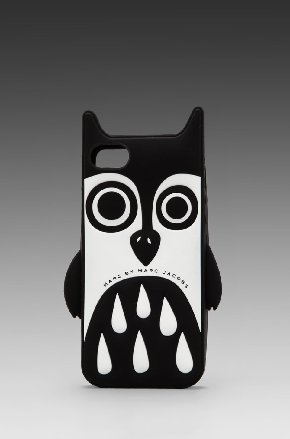 Marc by Marc Jacobs Javier Animal Creature Phone Case in Black