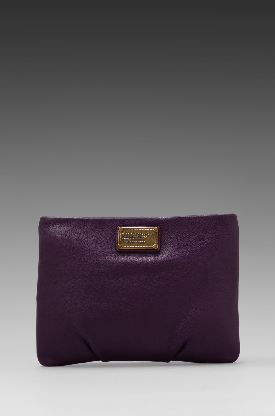 Marc by Marc Jacobs Classic Q Tablet Wristlet in Pansy Purple