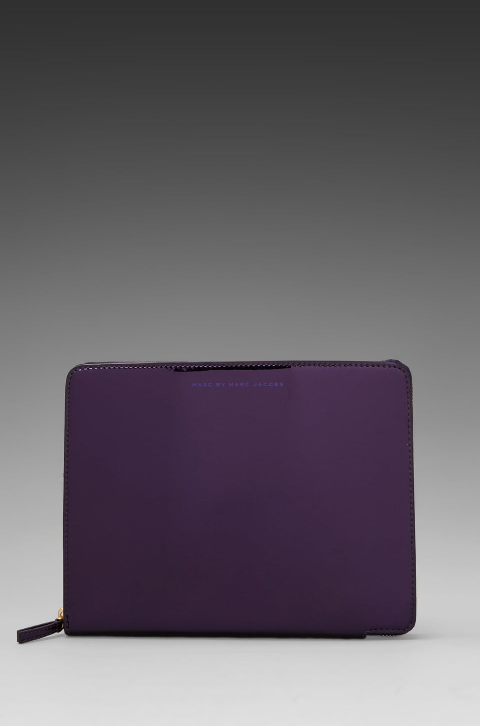 Marc by Marc Jacobs Techno Tablet Book in Purple Holographic