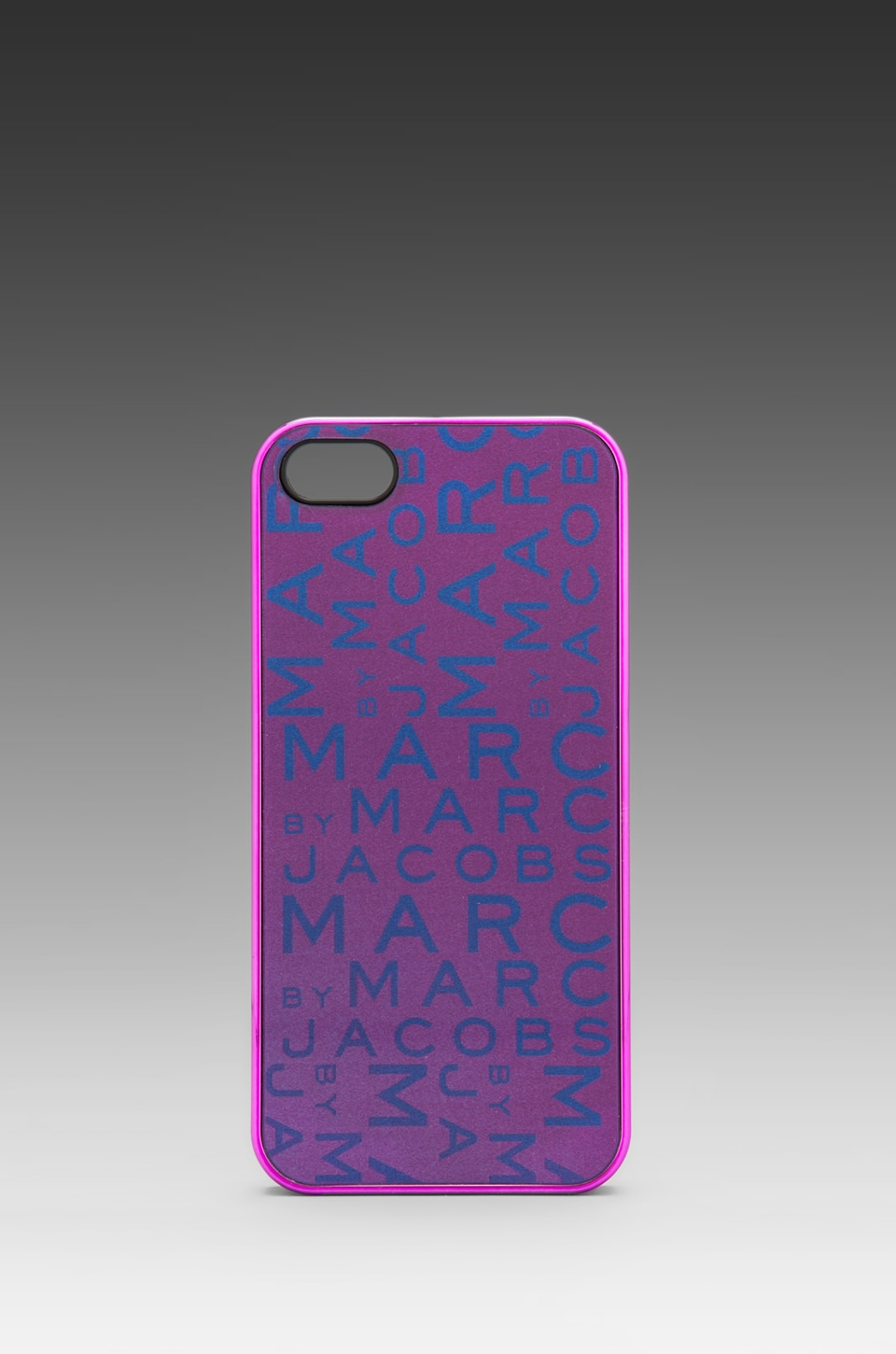 Marc by Marc Jacobs New Jumble Lenticular Phone Case in Amazon Purple Multi