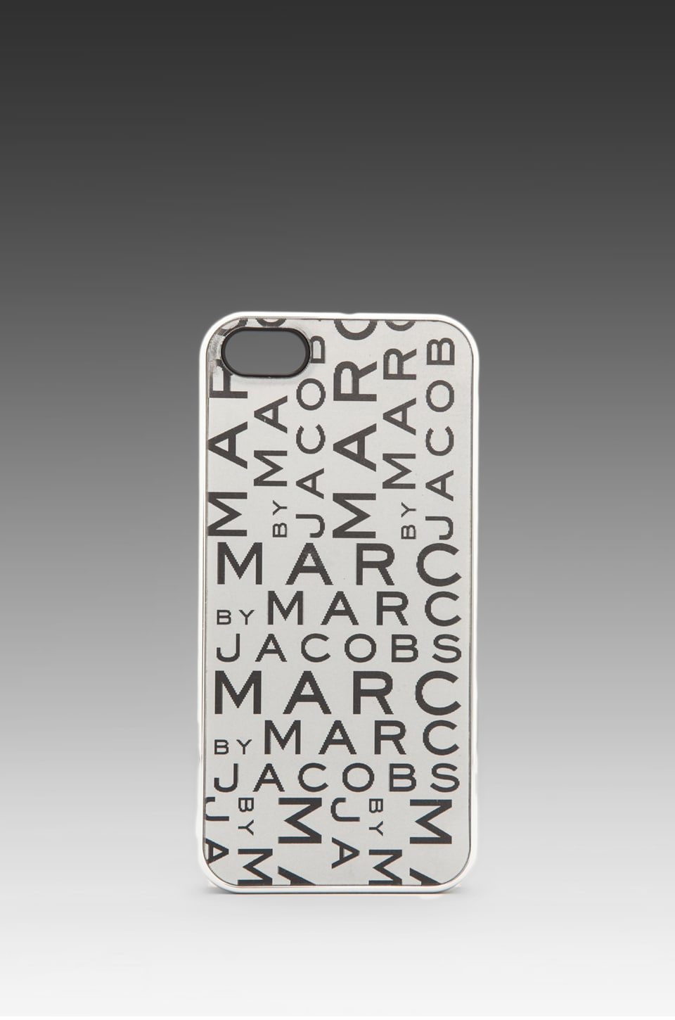 Marc by Marc Jacobs New Jumble Lenticular Phone Case in White Multi