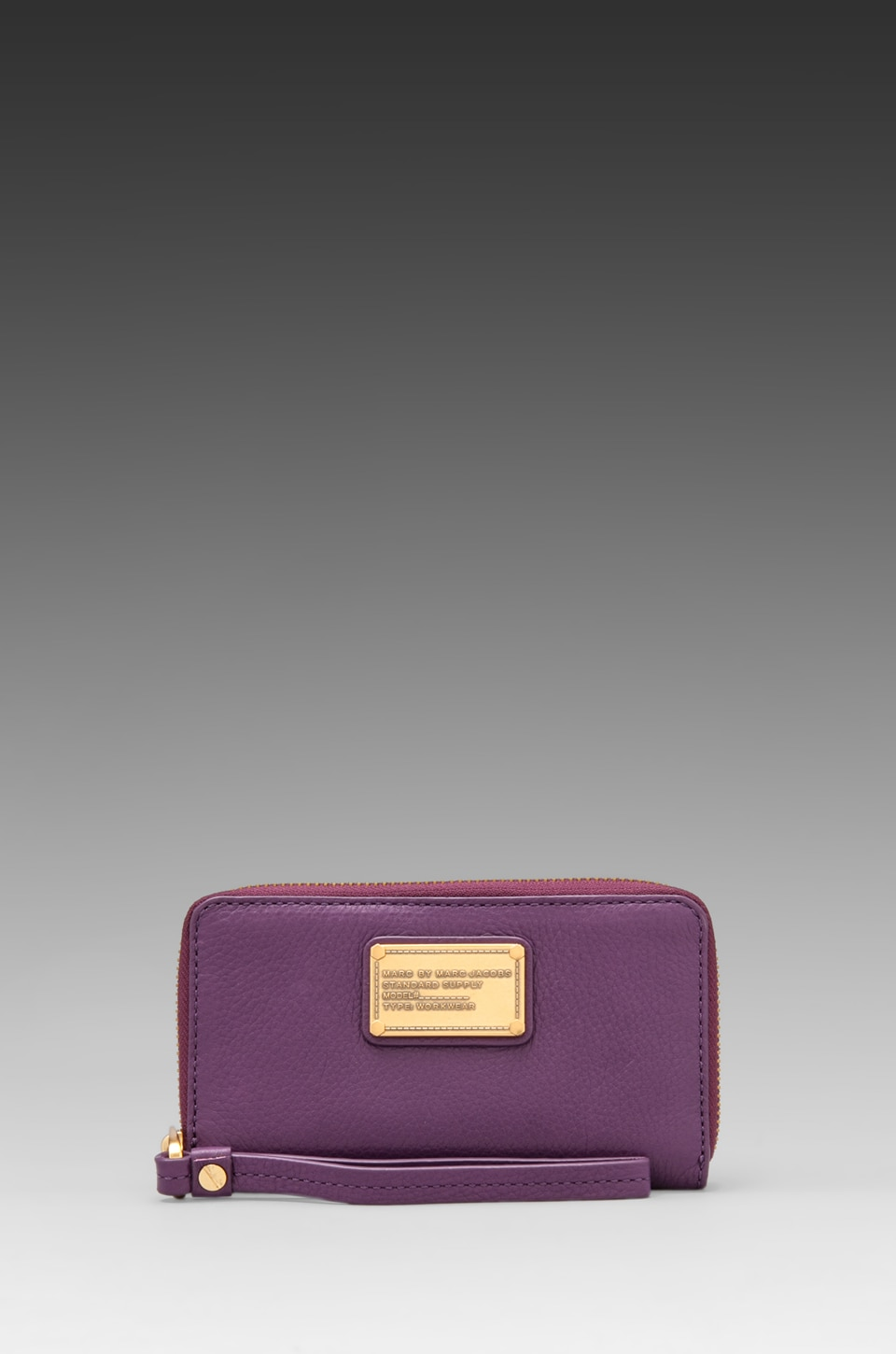 Marc by Marc Jacobs Classic Q Wingman in Pansy Purple