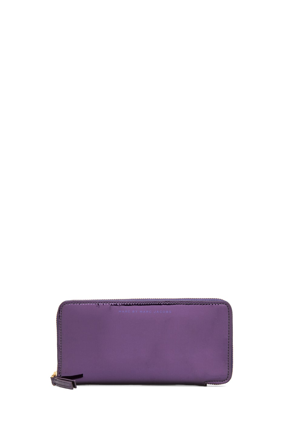 Marc by Marc Jacobs Techno Slim Zippy in Purple Holographic