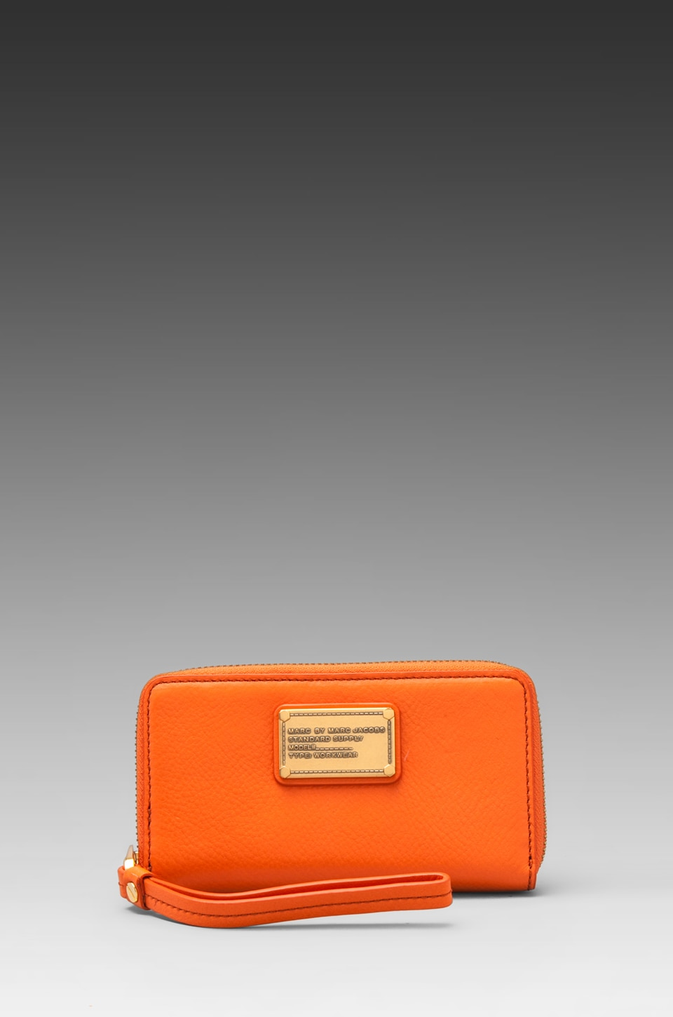 Marc by Marc Jacobs Classic Q Wigman in Pop Orange