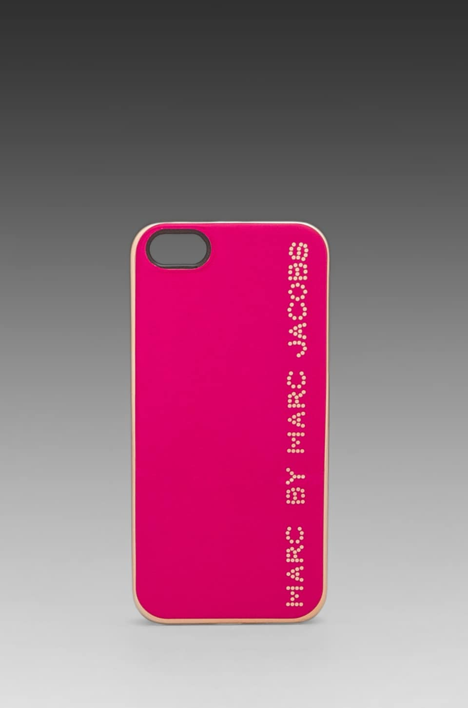 Marc by Marc Jacobs Sweet Jane Metallic iPhone 5 Case in Pop Pink