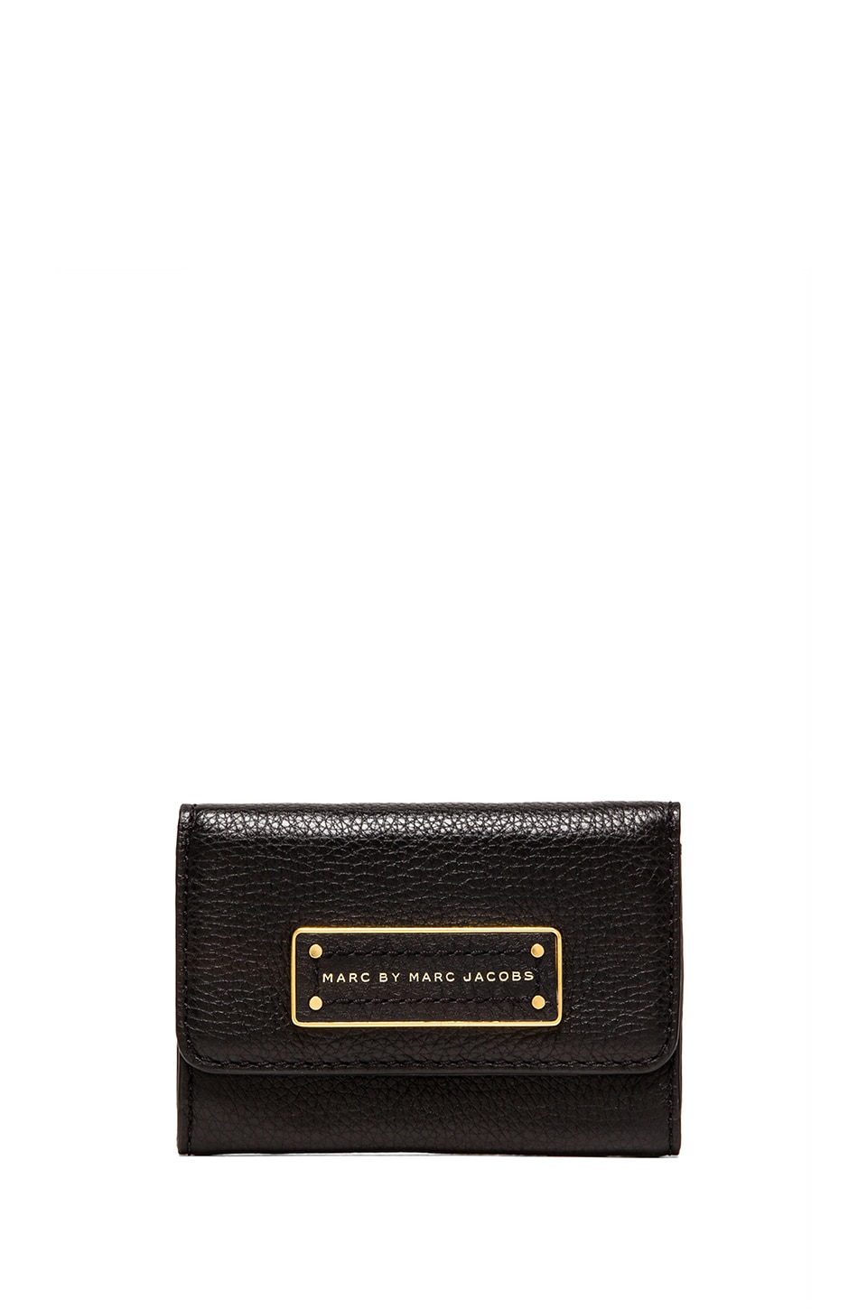 Marc by Marc Jacobs Too Hot To Handle Card Case in Black