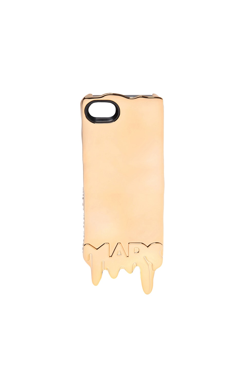 Marc by Marc Jacobs Melts iPhone5 Case in Metallic Gold
