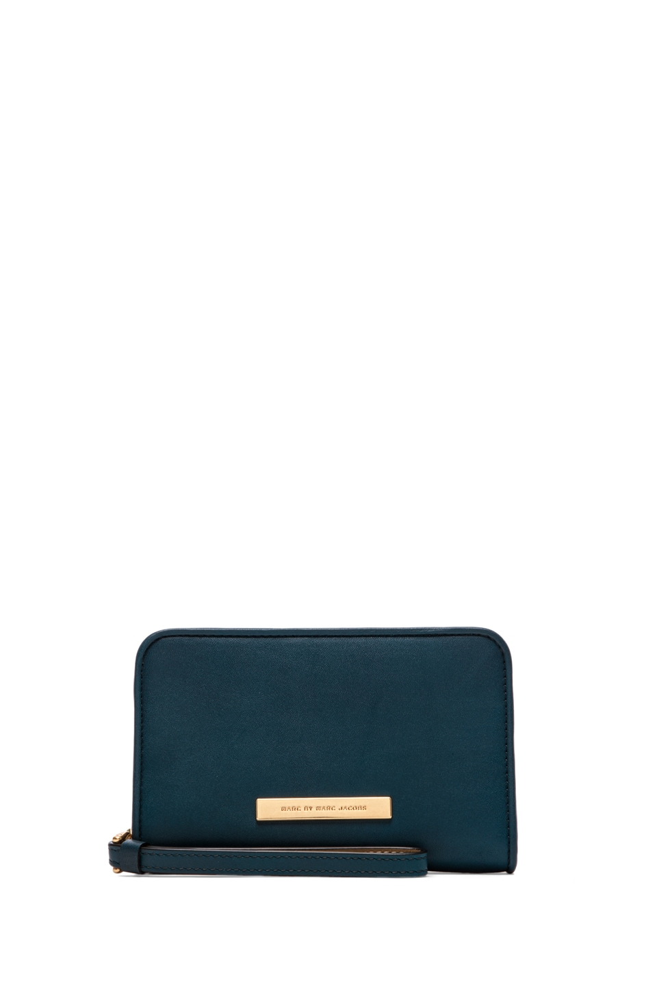 Marc by Marc Jacobs Luna Wingman Wallet in Hopper Green