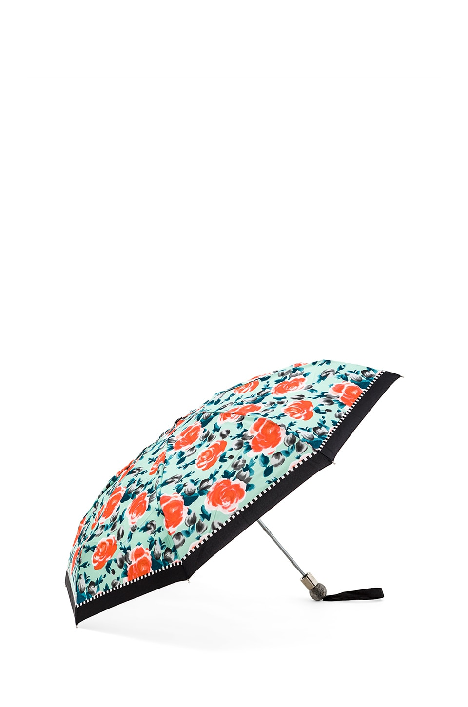 Marc by Marc Jacobs Jerrie Rose Umbrella in Pale Jade Multi