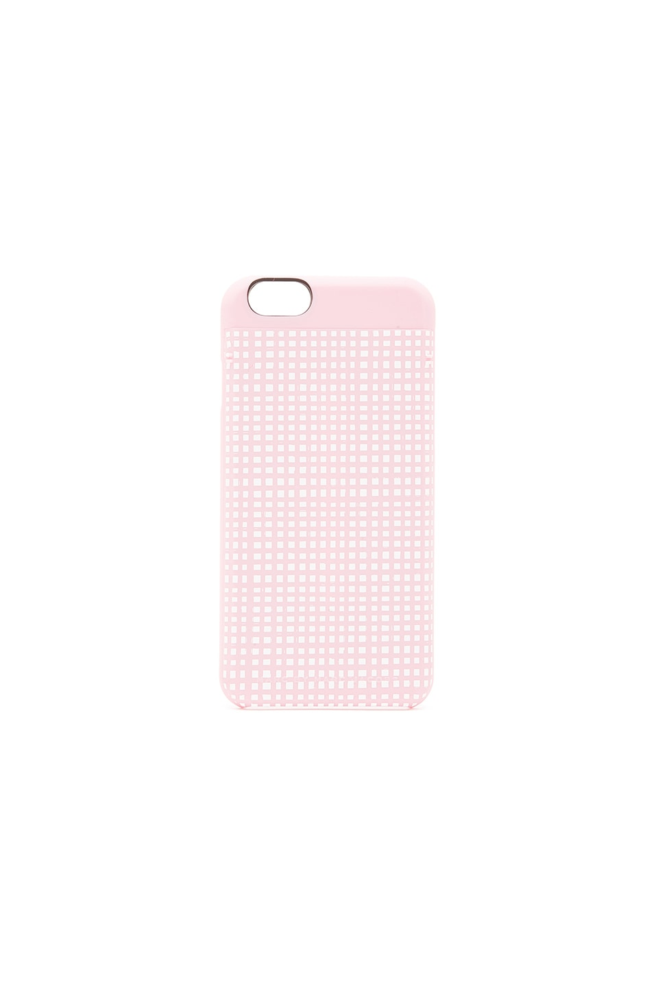 Marc by Marc Jacobs Mini Gingham Mirror Selfie iPhone 6 Case in Hyssop Multi