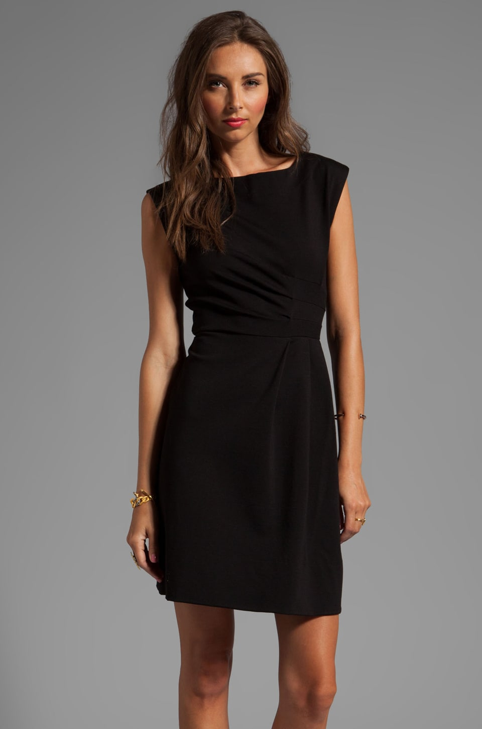 Marc by Marc Jacobs Sophia Ponte Dress in Black