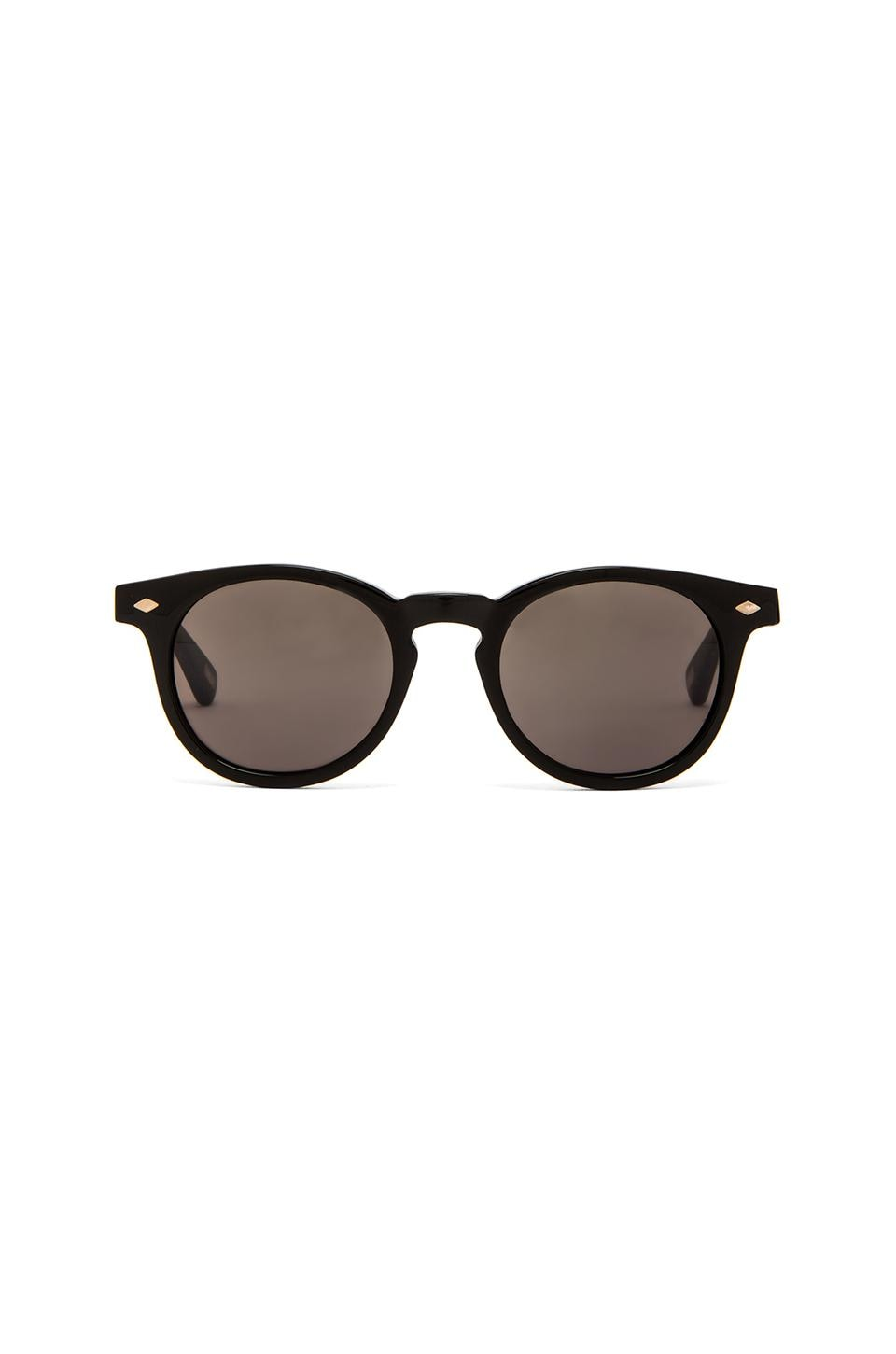 Marc by Marc Jacobs Soft Cat Eye Sunglasses in Black