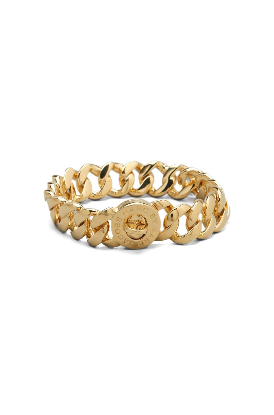 Marc by Marc Jacobs Small Katie Bracelet in Oro