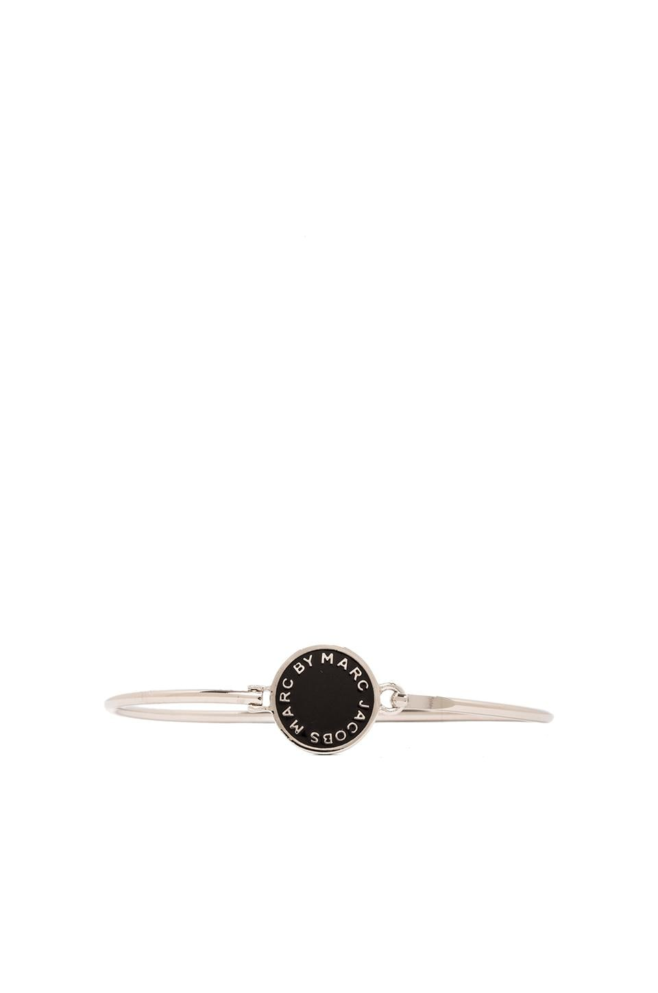 Marc by Marc Jacobs Skinny Bracelet in Black