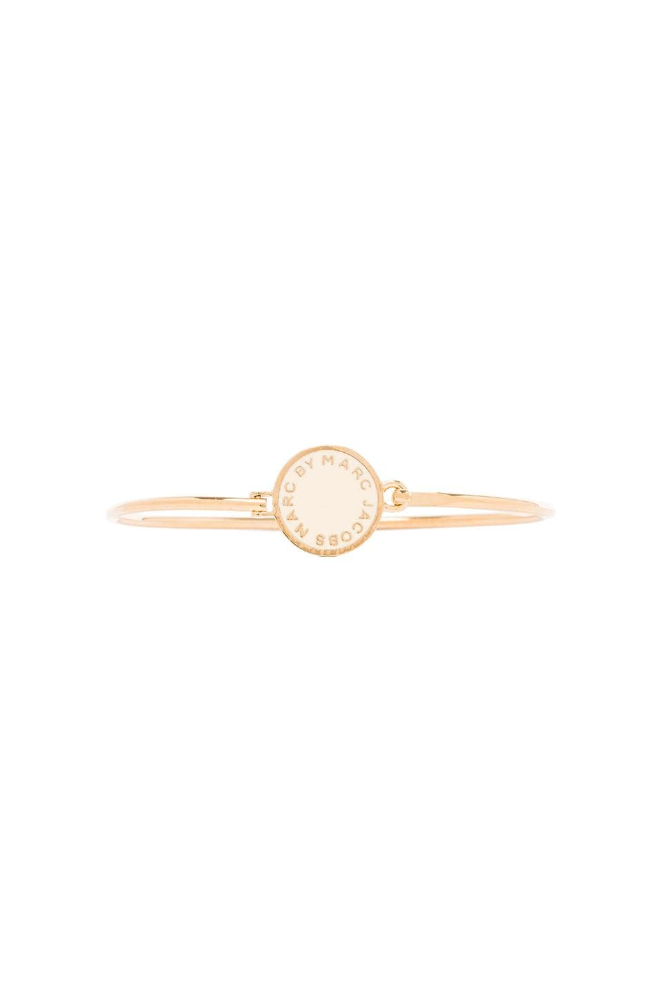 Marc by Marc Jacobs Skinny Bracelet in Cream