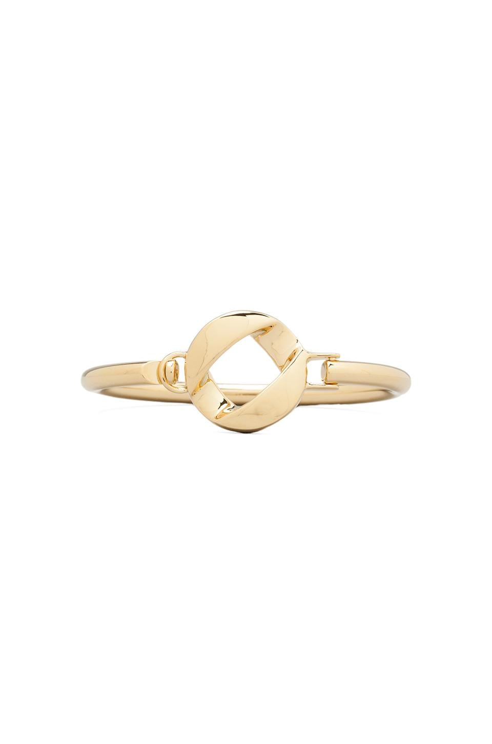 Marc by Marc Jacobs Link to Katie Cuff in Oro
