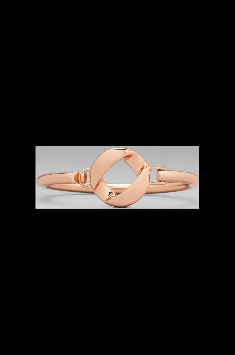 Marc by Marc Jacobs Link to Katie Cuff in Rose Gold