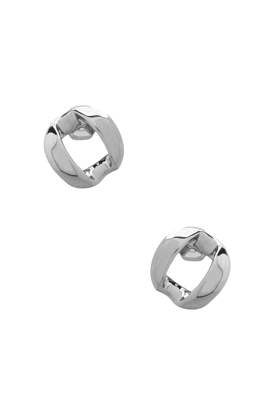 Marc by Marc Jacobs Link to Katie Studs in Argentio