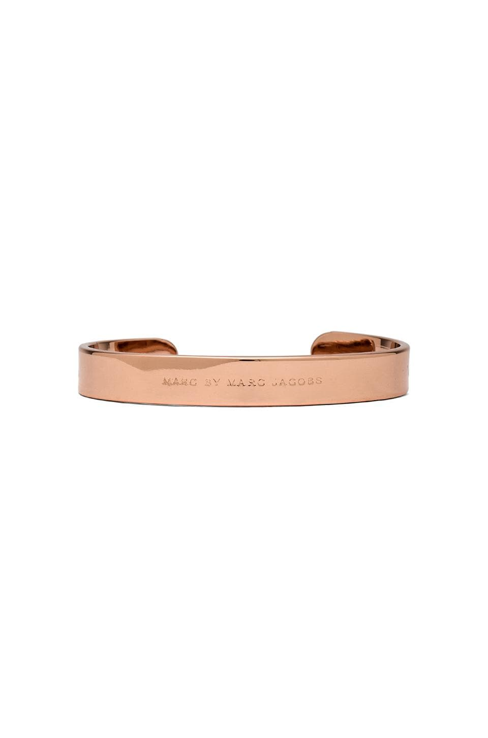 Marc by Marc Jacobs Screw It Metal Screw Cuff in Rose Gold