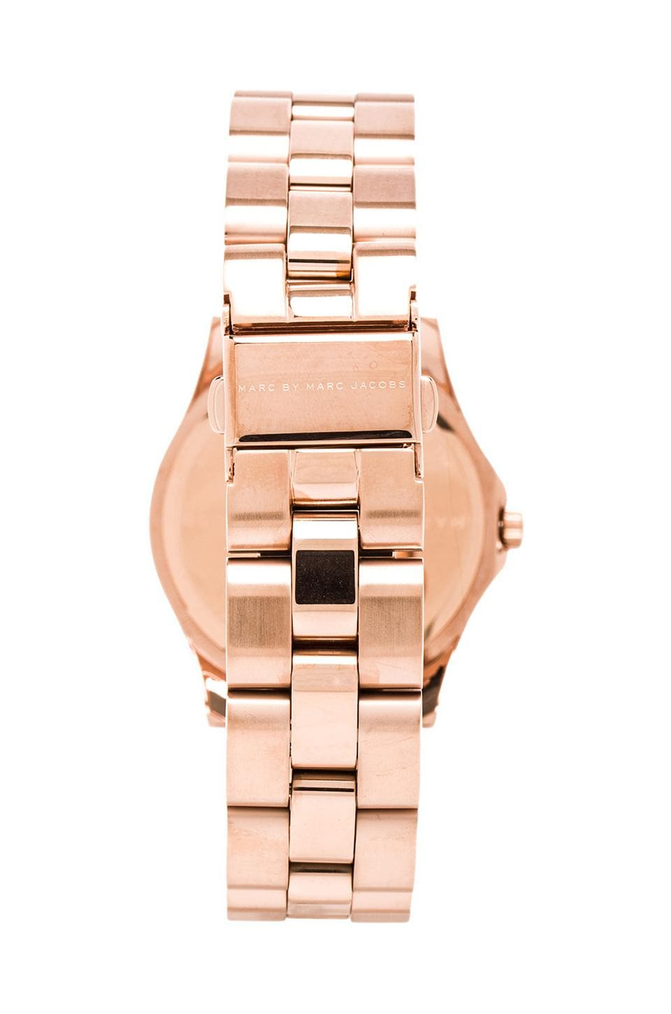 Marc by Marc Jacobs Blade Watch in Rose Gold