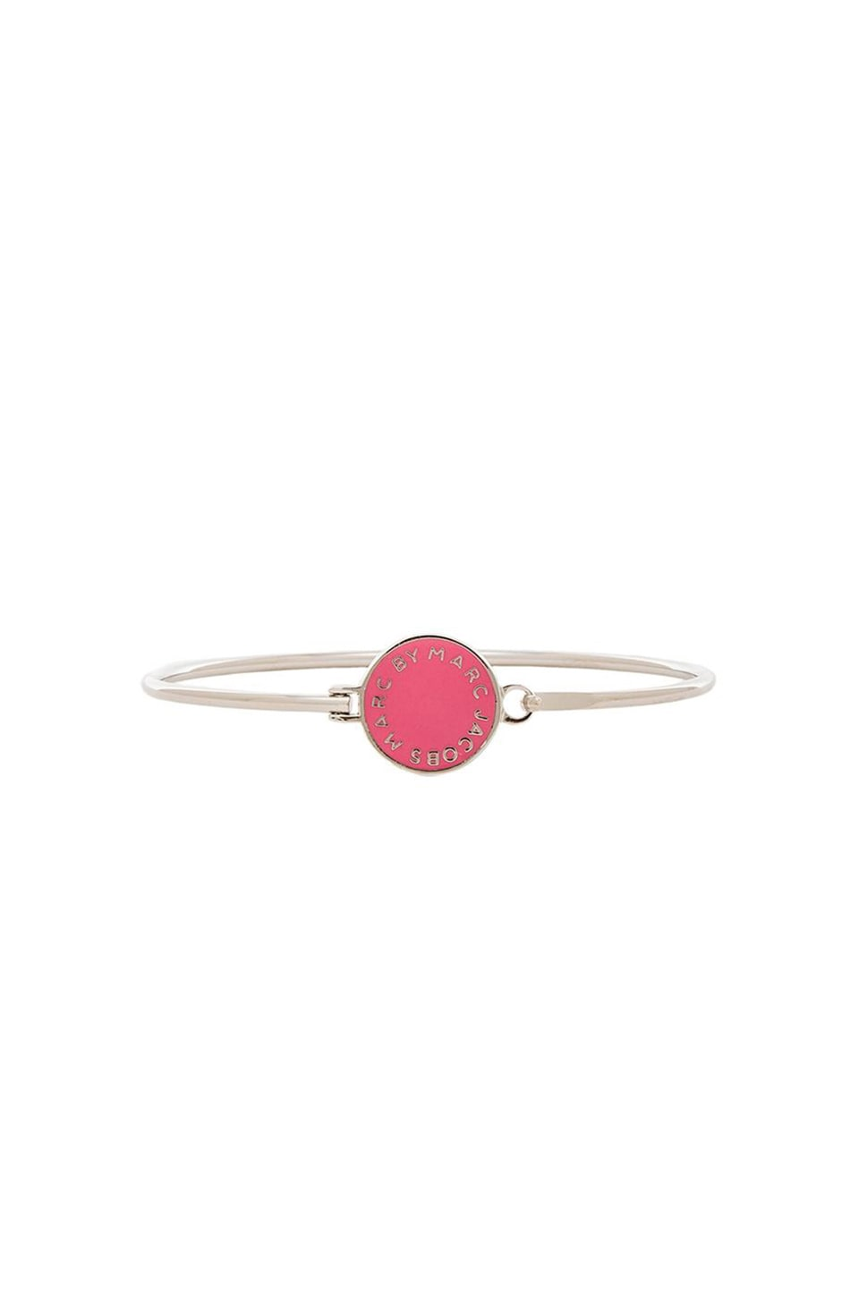 Marc by Marc Jacobs Skinny Bracelet in Bright Rose