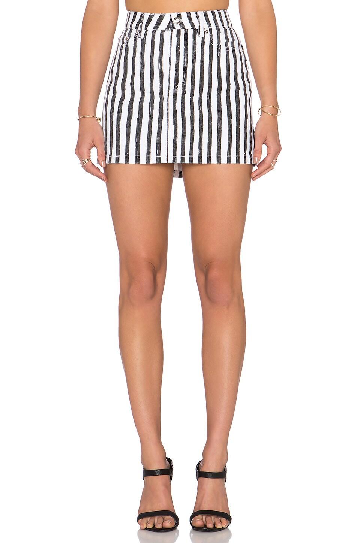 Icon Mini Skirt at REVOLVE