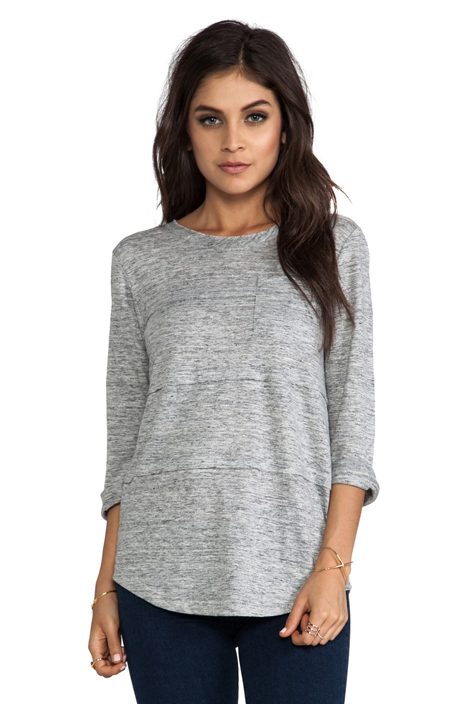 Marc by Marc Jacobs Carmen Tee in Grey