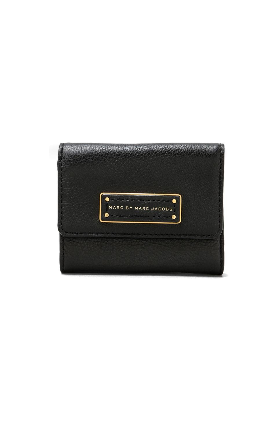 Marc by Marc Jacobs Too Hot to Handle New Billfold in Black