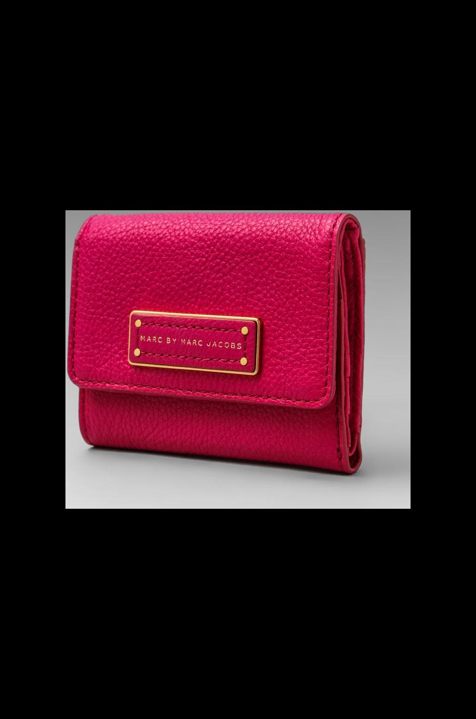 Marc by Marc Jacobs Too Hot to Handle New Billfold in Fuchsia