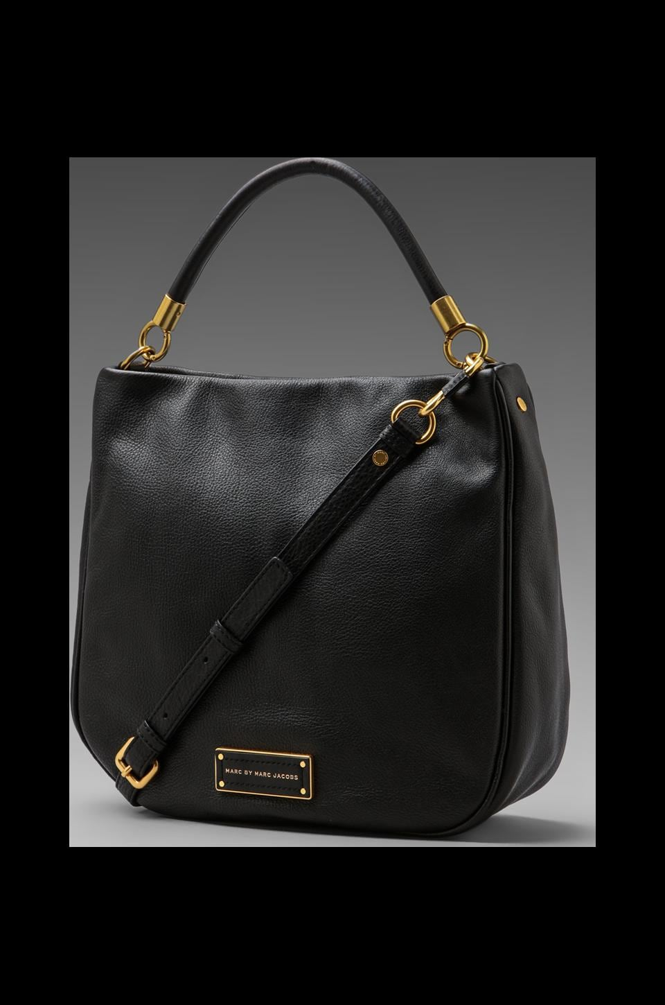 Marc by Marc Jacobs Too Hot to Handle Hobo in Black