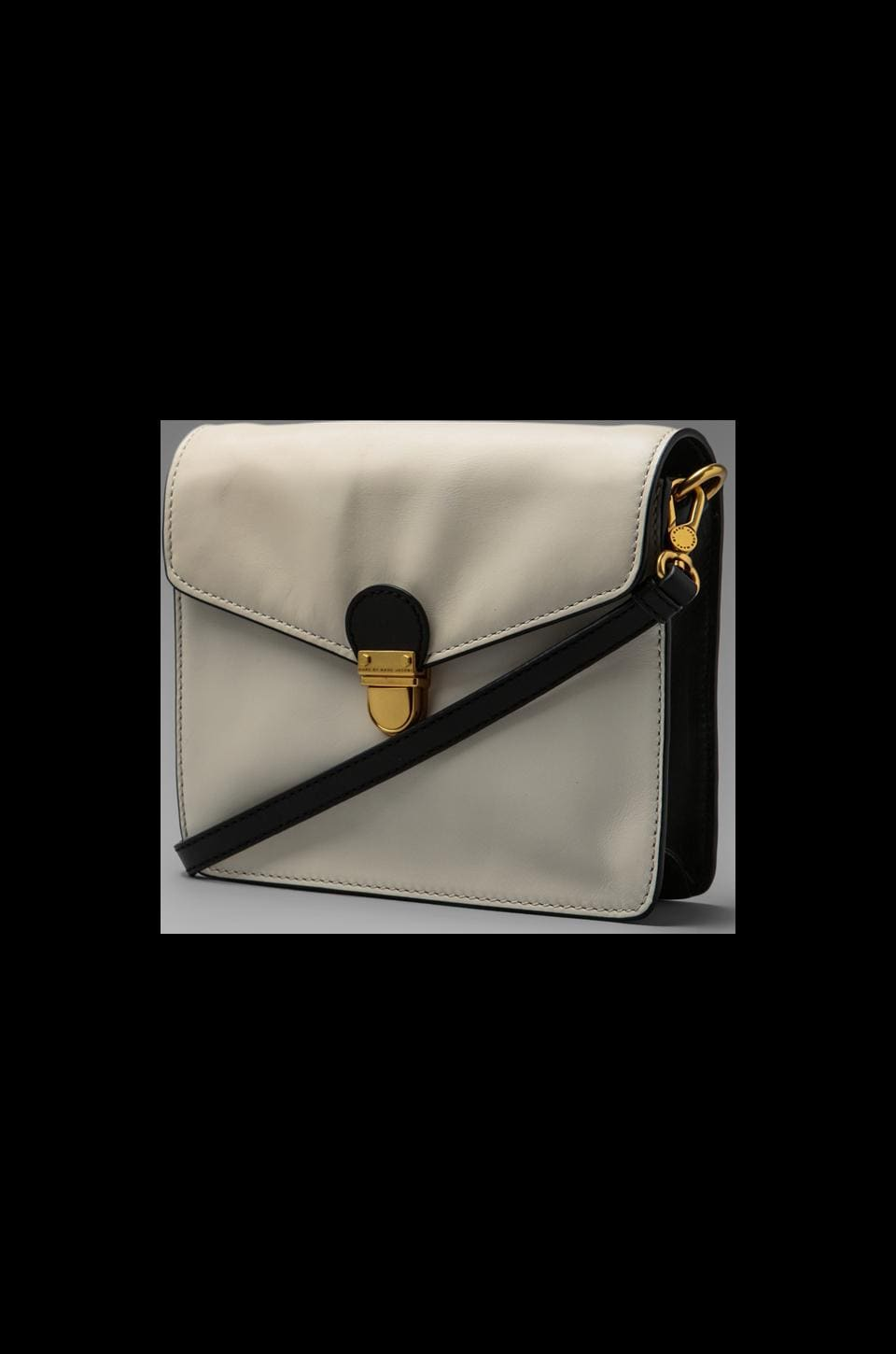Marc by Marc Jacobs Top Chicret Cross Body in White Birch Multi
