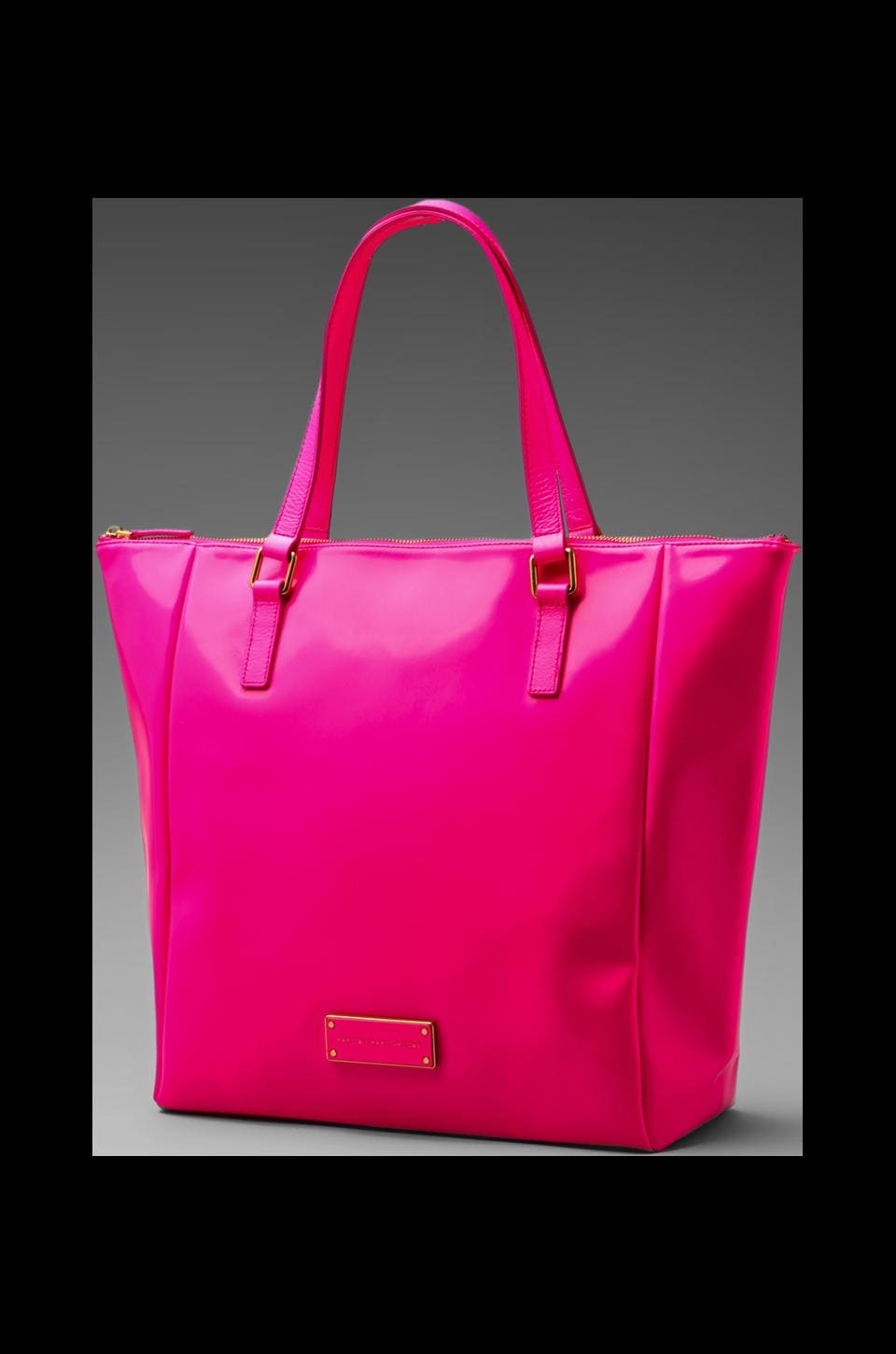 Marc by Marc Jacobs Take Me Tote in Knockout Pink