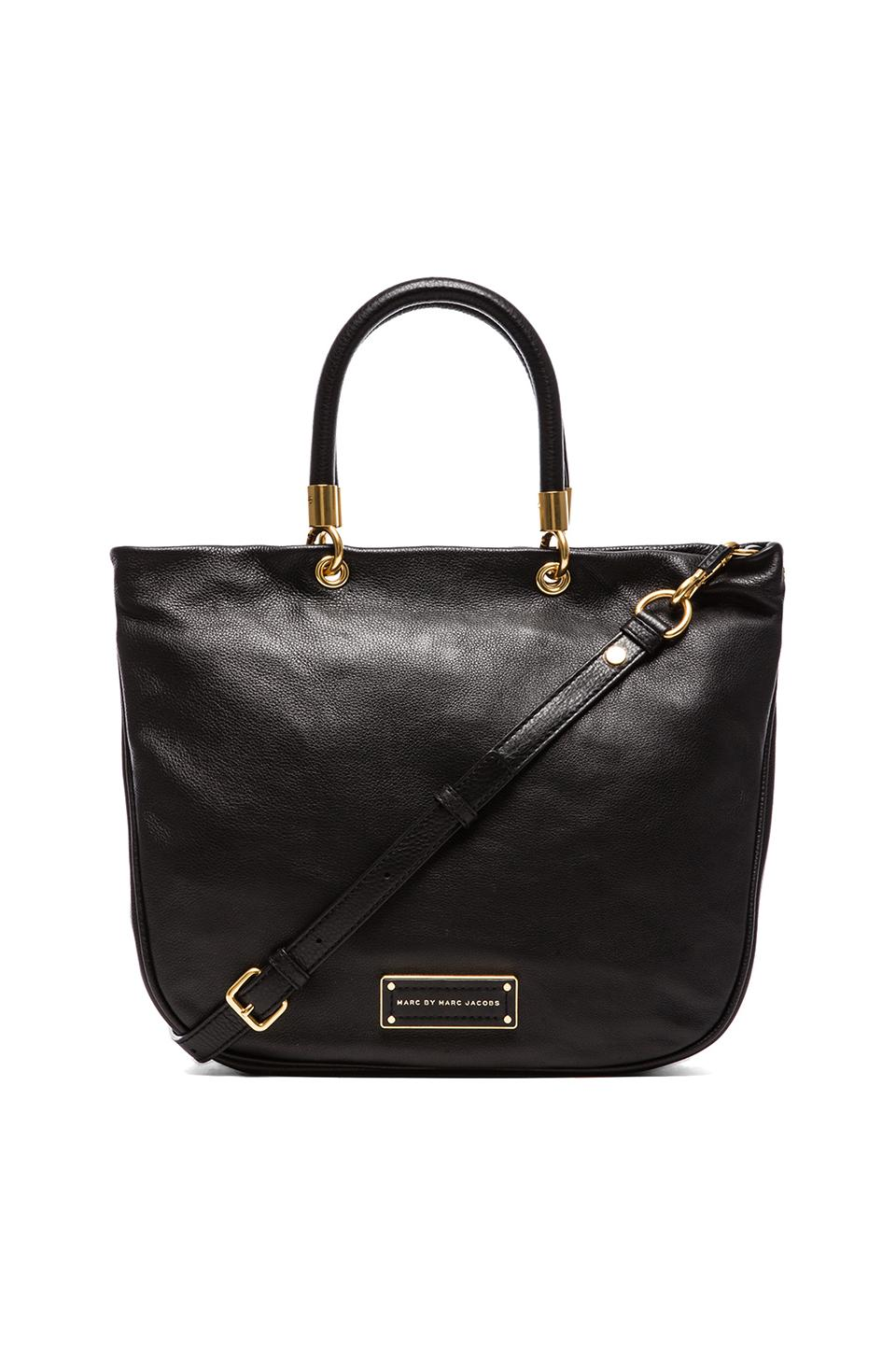 Marc by Marc Jacobs Too Hot to Handle Mini Shopper in Black