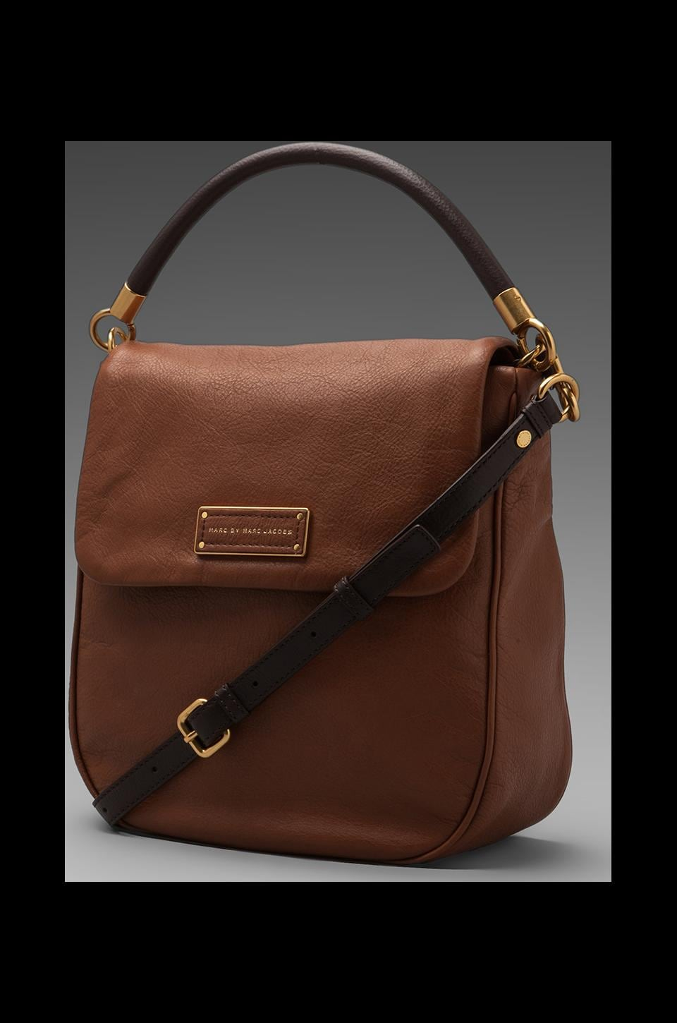 Marc by Marc Jacobs Too Hot to Handle Laetitia Hobo in Cinnamon Stick Hobo